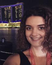 Jana's tinder profile image on tinderstalk.com