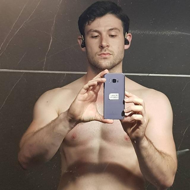 Alex's tinder account profile image on Tinderviewer.com