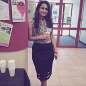Rashmi's tinder profile image on tinderstalk.com