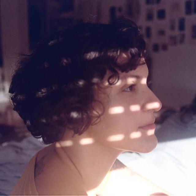 Aline's tinder account profile image on Tinderviewer.com