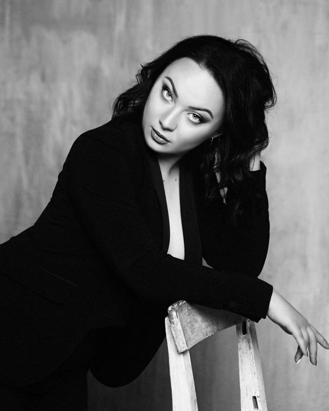 Evgeniya's tinder account on tinderstalk.com