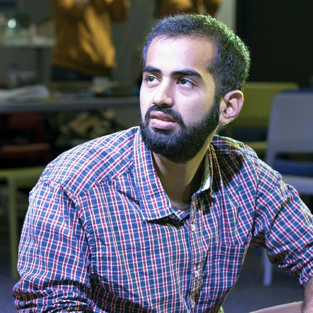 Gaurav's tinder account on tinderstalk.com