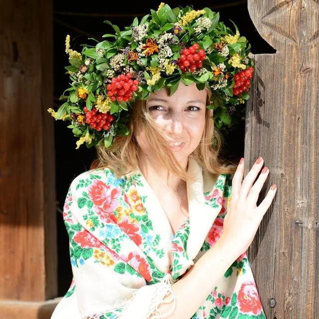 Olga's tinder account profile image on Tinderviewer.com