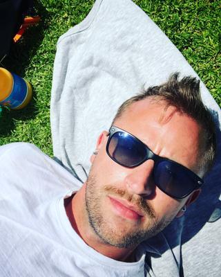 Zack's tinder profile image on tinderwatch.com