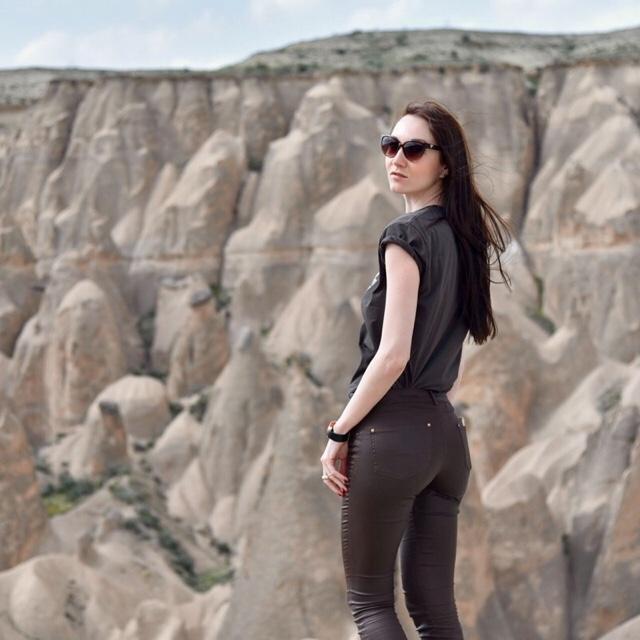 Ekaterina's tinder account on tinderstalk.com