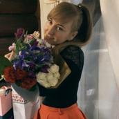 Natali's tinder profile image on tinderstalk.com