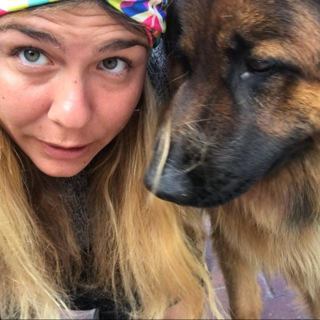 Giorgia's tinder account profile image on Tinderviewer.com