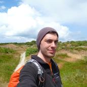 David's tinder profile image on tinderstalk.com
