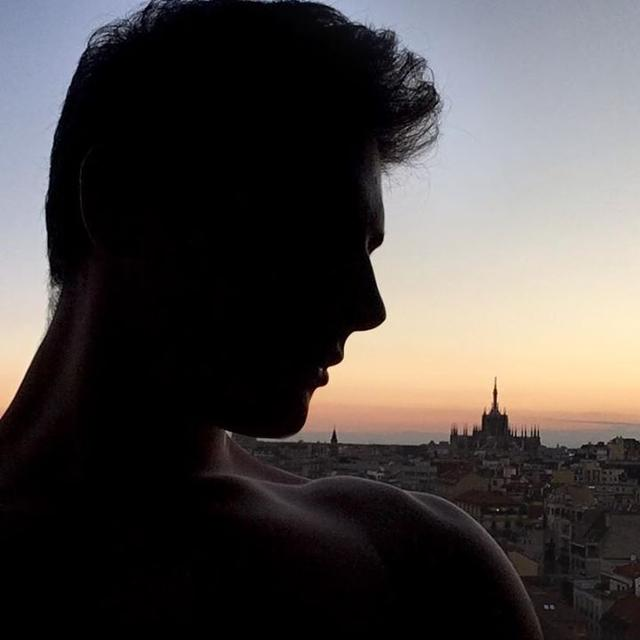 Matteo's tinder account profile image on Tinderviewer.com