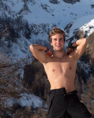 Martino's tinder account profile photo on tinderwatch.com