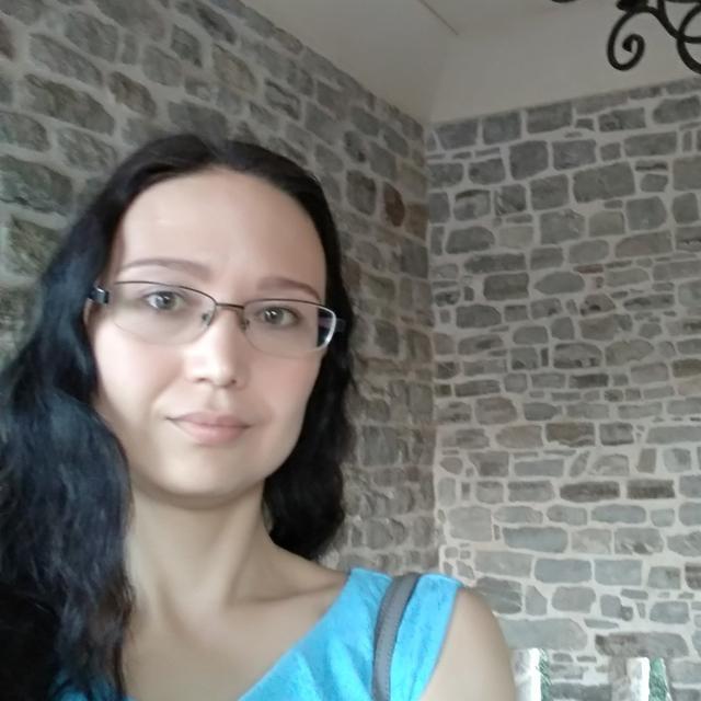 Оксана's tinder account on tinderstalk.com