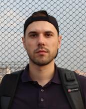 Sergey's tinder profile image on tinderstalk.com