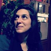Pia's tinder profile image on tinderstalk.com