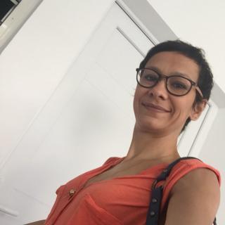 Amé's tinder profile image on tinderwatch.com