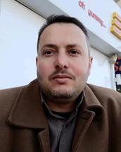 Murad's tinder profile image on tinderstalk.com