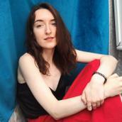 Elina's tinder account profile photo on tinderwatch.com