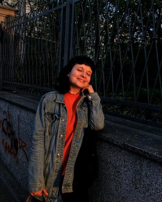 Вероника's tinder account on tinderstalk.com