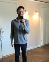 Stelios's tinder profile image on tinderstalk.com