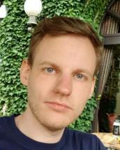 Marco's tinder profile image on tinderstalk.com