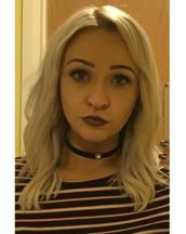 Courtney's tinder profile image on tinderstalk.com