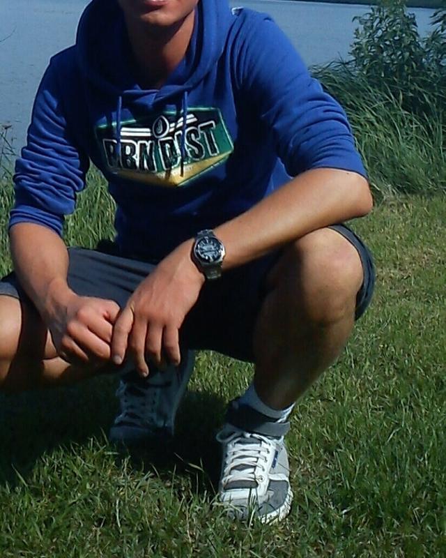 Marcin's tinder account on tinderstalk.com
